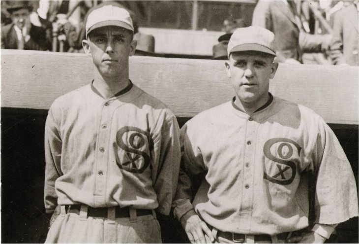 a history of the 1919 chicago white sox controversy Chicago white sox team history  the white sox wore red, white and blue  but the sox rise to the division title was about to be threatened by a major controversy.