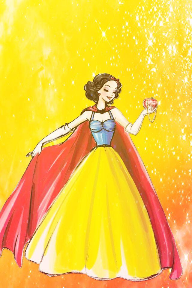 Designer Princess iphone backgrounds