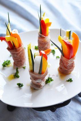 火を使わず5分で涼やかなおもてなし前菜 パルマハム日本オリジナルのレシピ更新のお知らせ Consorzio+del+Prosciutto+di+Parma|レシピブログ