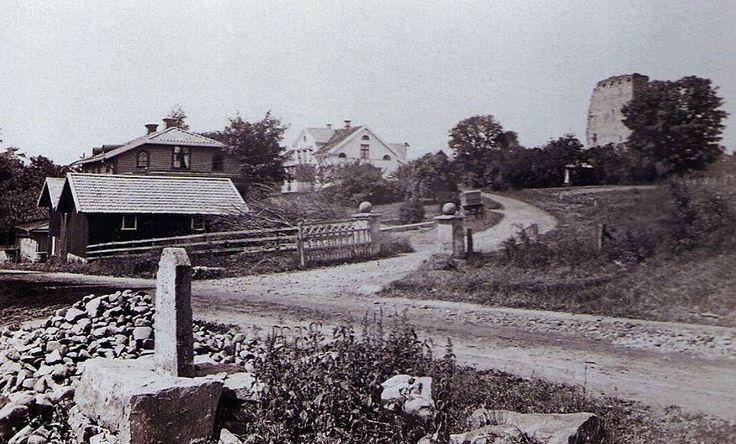Biskopsborgen i Husaby, Kinnekulle
