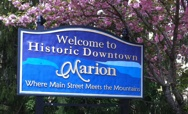 City of Marion - Where Main Street Meets the Mountains