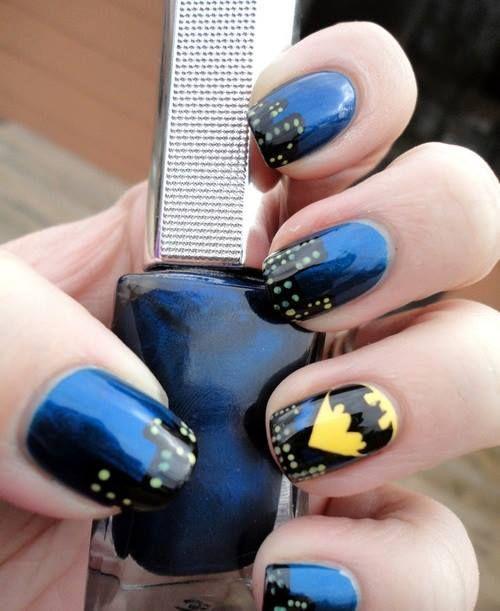batman nagels