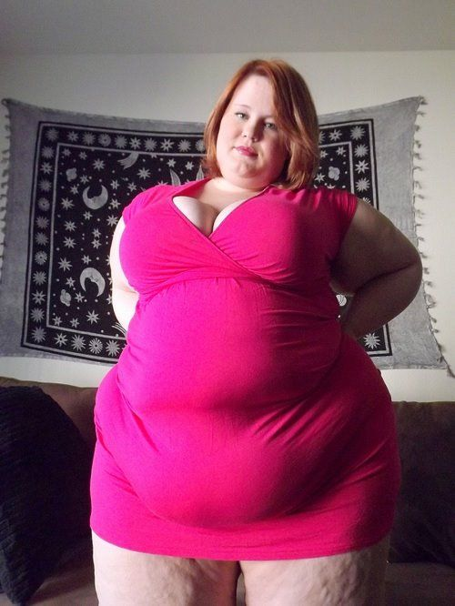 Mandy blake her first fat girl