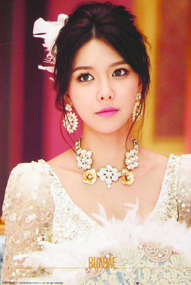 Sooyoung SNSD Girls Generation Mr Mr postcard