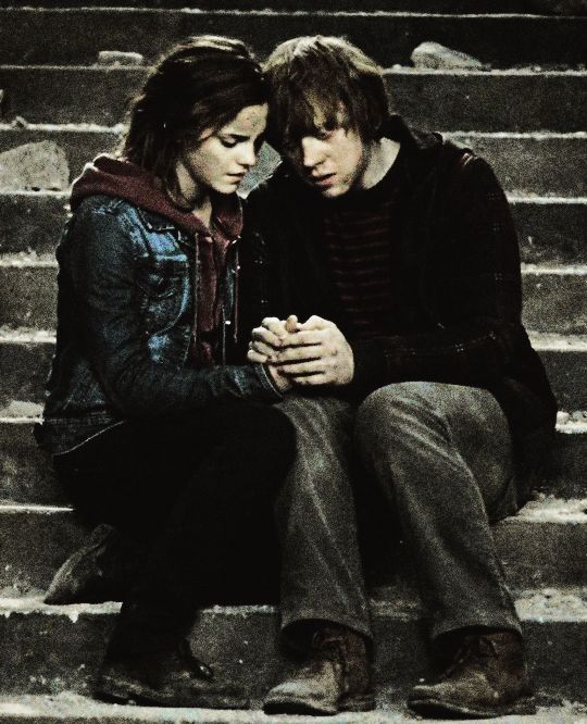 650 Best Images About Romione On Pinterest Ron Weasley