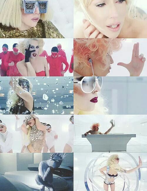 The Bad Romance music video is so amazing. Video of the century.