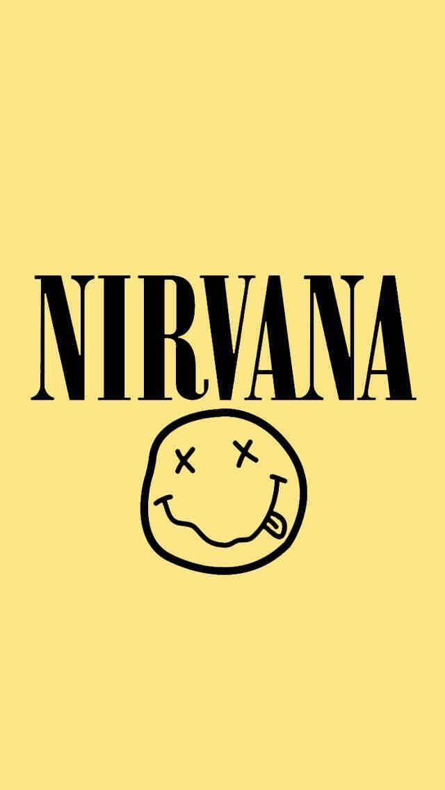 Nirvana Adesivos de banda