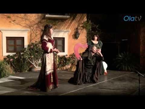 Los amores de Calisto, Melibea y la vieja Celestina - YouTube (min 46 / Juntos T pag. 218)