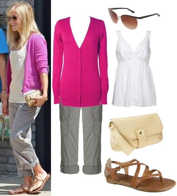 Reese Witherspoons Style for $99.28 | What the Frock? - Affordable Fashion Tips and Trends