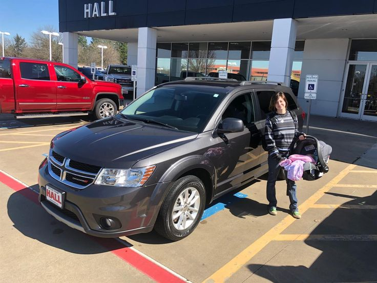 Thank you, SENOVIA for the opportunity to help you with your new 2014 DODGE JOURNEY!  All the best, Hall Buick GMC and Aaron Minchew.