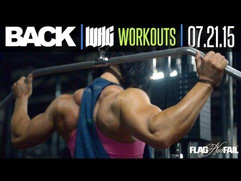 BACK WORKOUT & NEW RELEASE ITEMS | DANA LINN BAILEY - http://supplementvideoreviews.com/back-workout-new-release-items-dana-linn-bailey/