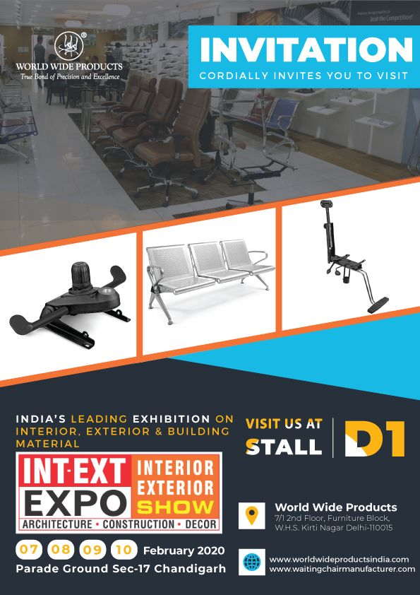 Int Ext Expo Worldwide Products Pvt Ltd Exhibition