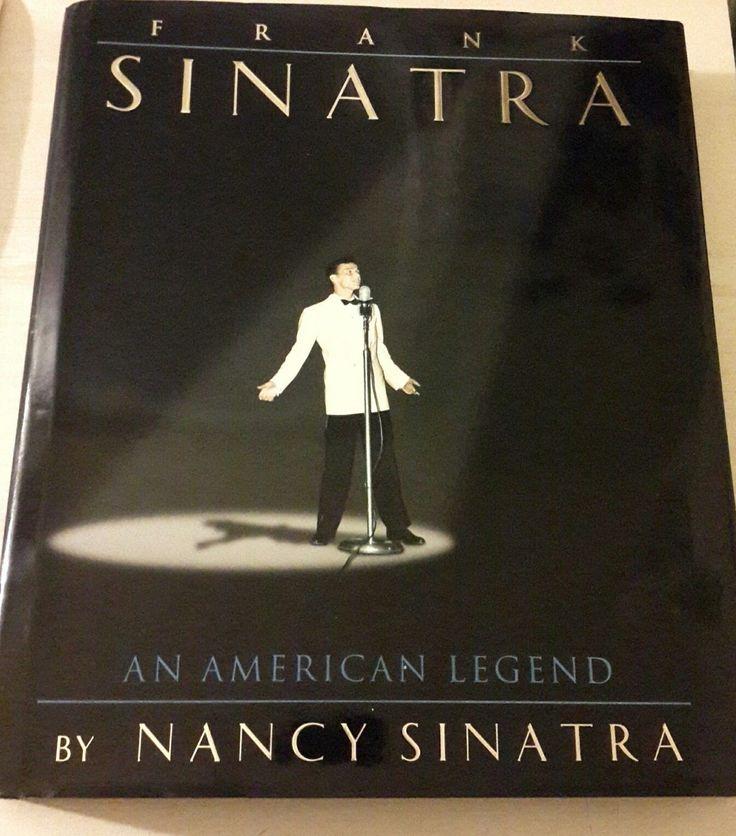 Frank Sinatra : An American Legend by Nancy Sinatra From Sinatra Jr Estate w/CD | Books, Nonfiction | eBay!