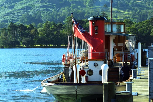 Ullswater 'Steamers' is an award winning environmental accredited Lake District attraction celebrating over 150 years of operating lake cruises on England's most beautiful lake, Ullswater.