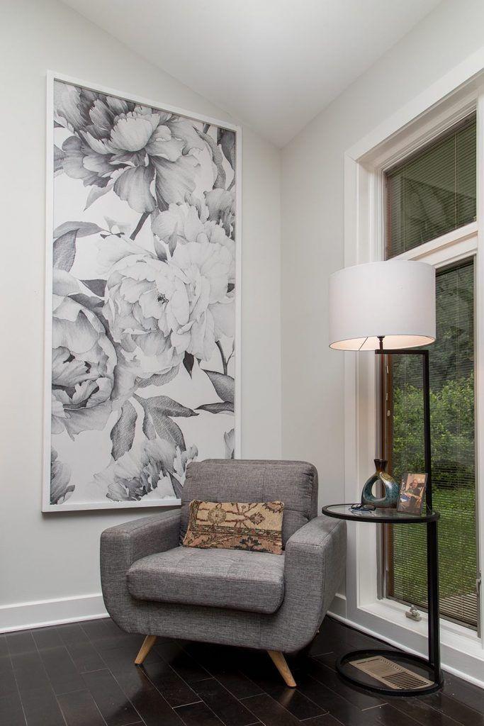 Wallpaper Panel Framed Wallpaper Bedroom Feature Wall Feature Wall Wallpaper Feature Wall Bedroom