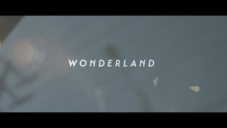 Wonderland | A Short Form Doc on Creative Commerce.  The struggle to hold your creative license in your own hands when dealing with commercial work.