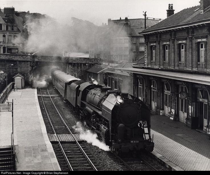 92 best locomotives vapeur fran aises images on pinterest. Black Bedroom Furniture Sets. Home Design Ideas