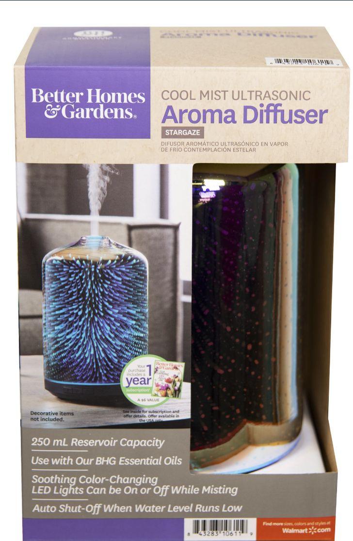 3ae62457db787fc7130c2e747839ca77 - Better Homes & Gardens 100 Ml Ultrasonic Aroma Diffuser Stargaze