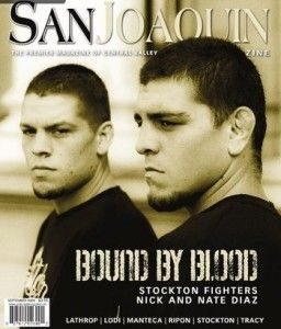 Diaz Vegan Brothers UFC