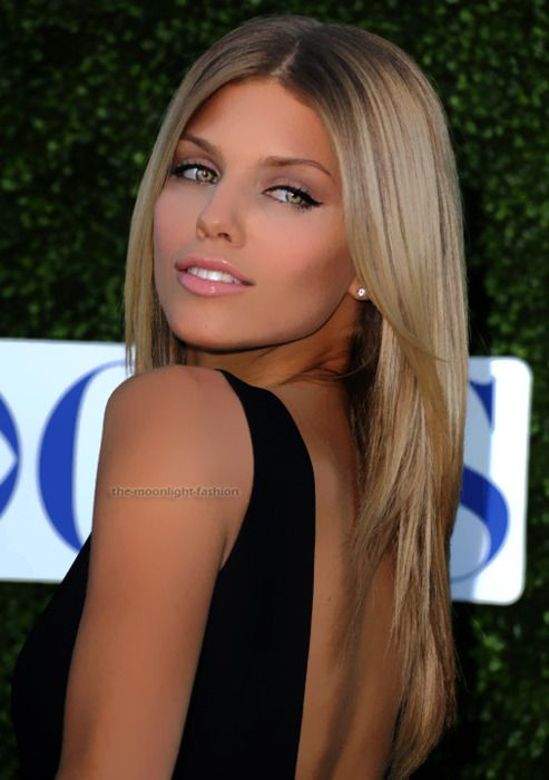 Annalynne McCord. Makeup Is Flawless!!