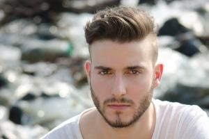 7 Men's Styles That Beg the Question: Business on the Sides, Party on the Top?: Shaved Sides with Disconnected Top
