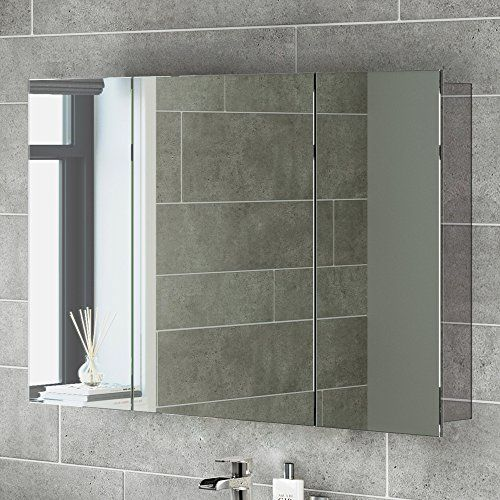 Large Bathroom Mirror With Storage: 17 Best Images About Bathroom Ideas On Pinterest