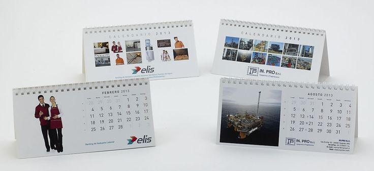 Calendario ELIS renting de vestuario laboral  Calendario IN PRO
