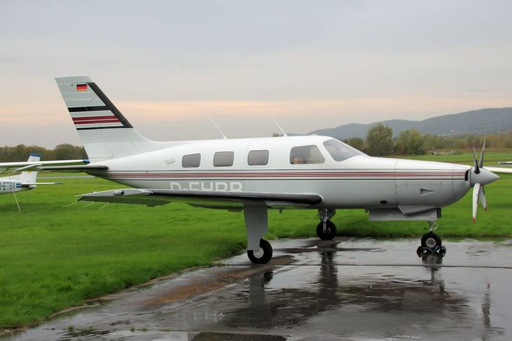 1989 Piper PA-46-350P Malibu Mirage for sale in Germany => http://www.airplanemart.com/aircraft-for-sale/Single-Engine-Piston/1989-Piper-PA-46-350P-Malibu-Mirage/9914/