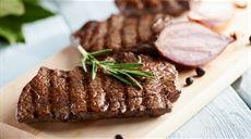 Przepis na stek wołowy