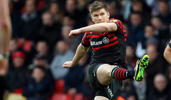 Sale Sharks vs Saracens Rugby Scores Live - Europe - Champions Cup