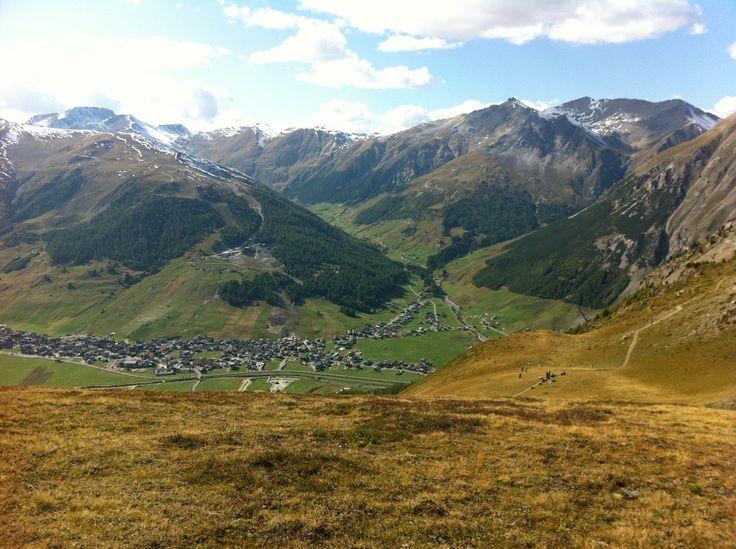 Ausflug nach Livigno