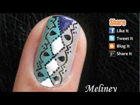 25+ best Nail art designs videos ideas on Pinterest | Diy nails ...
