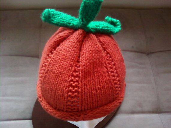 Halloween Pumpkin Hat by inspirebynancy