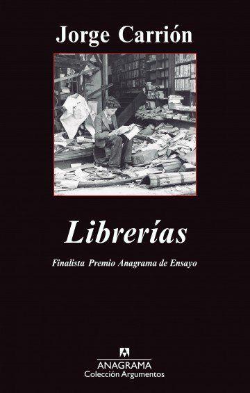Librerías - Editorial Anagrama