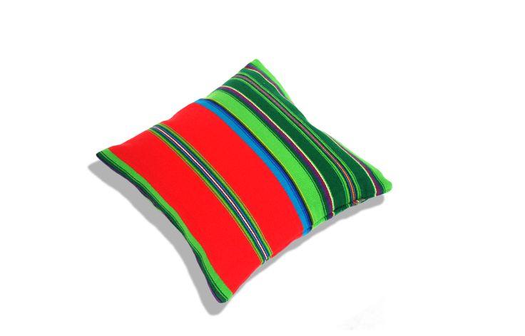Little striped cushion by Folka