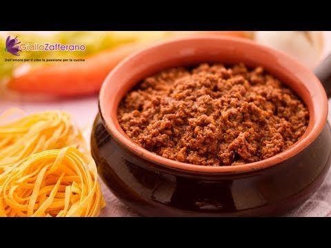 Ragù alla Bolognese, la ricetta di Giallozafferano