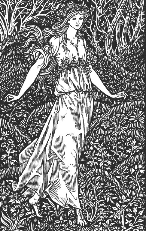 william morris heroes and - photo #47
