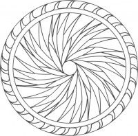 Mandalas coloring pages : There are many toys / accessories to create beautiful Mandalas. But often the most interesting part is the coloring of these beautiful creations ... That is why we offer mandalas ready to color ! Several styles / levels of complexity are proposed to suit all ages. NEW: Discover our new website 100% Free Mandalas to print and color (for children and adults) : www.free-mandalas.net