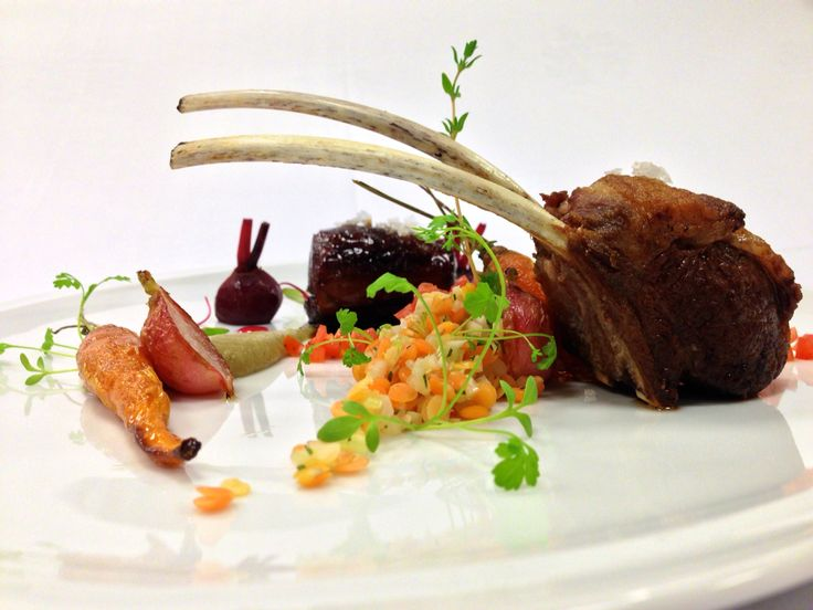 Lamb & Lentils