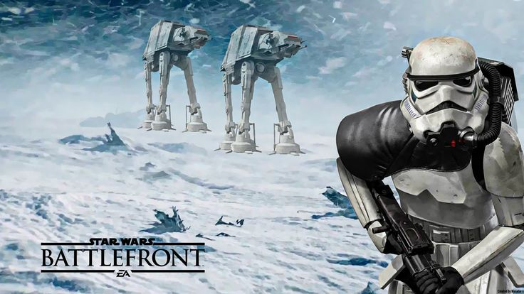 Star Wars Battlefront - PS4 (Gameplay ao Vivo)