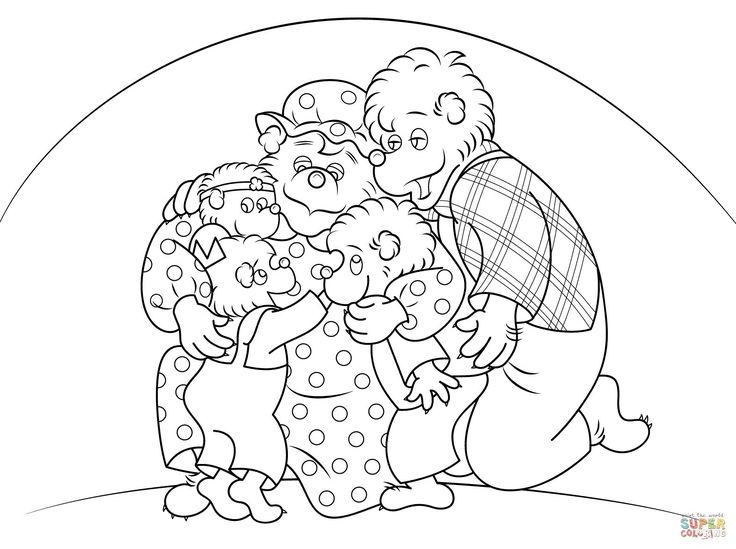 Mejores 94 imágenes de Berenstain Bears en Pinterest | Libros para ...