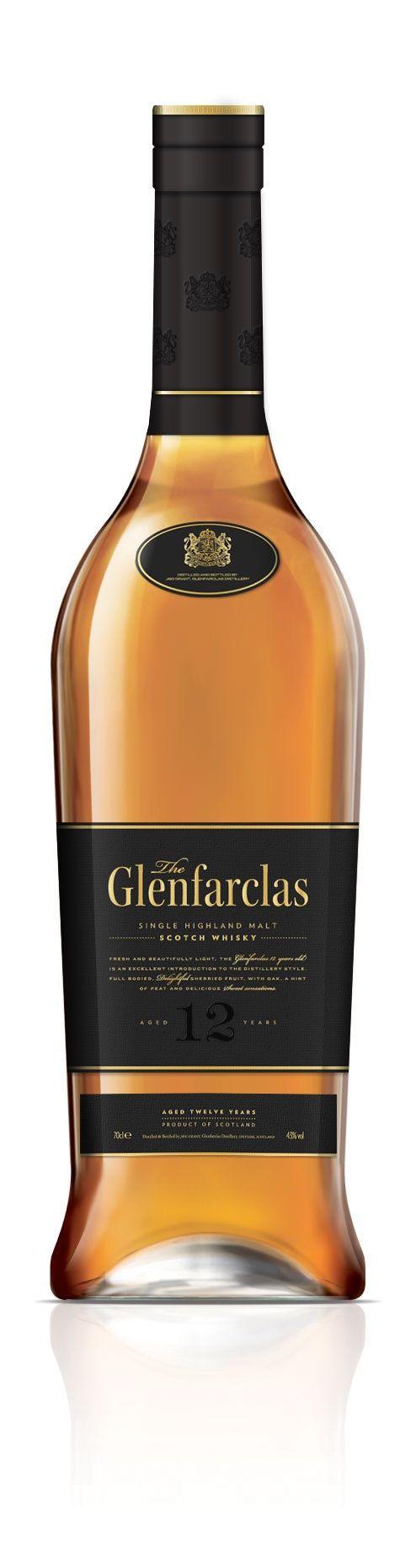 Glenfarclas 12 years old Scotch Whisky | #whiskey #whisky
