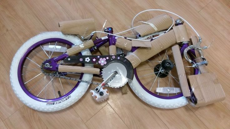 Sonic Glamour 16 Inch Children's Bike - Girls - Purple.  #Sonic
