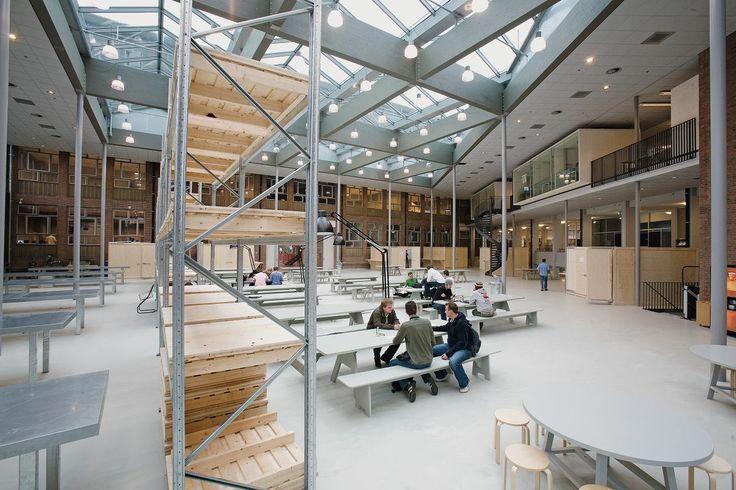 Hogeschool utrecht onderwijs architectuur en interieur for Interieur utrecht