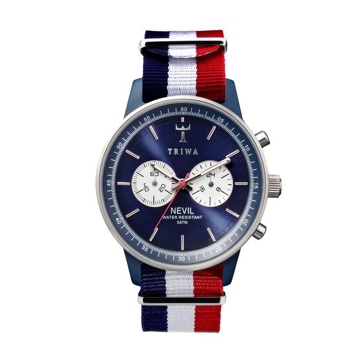 The ultimate men's watch, one that ladies love to wear! www.homeworkhomewares.bigcartel.com