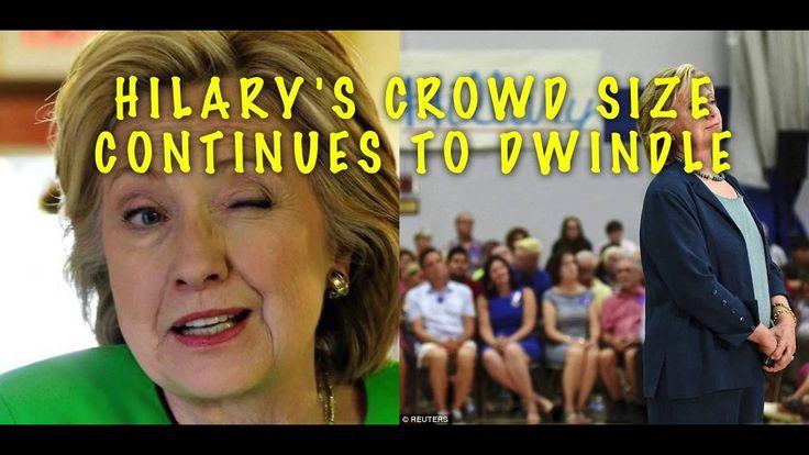 Mainstream Media Lies: Hilary Clintons Latest Flop