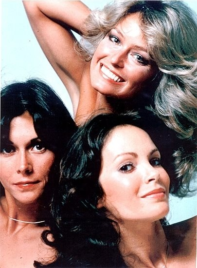 Charlie's Angels: Three women: the intelligent Sabrina Duncan , the alluring and tomboyish, Jill Munroe  and the sensitive Kelly Garrett.