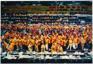 Andreas Gursky, Chicago Mercantile Exchange (1997): Sotheby's Oct'13