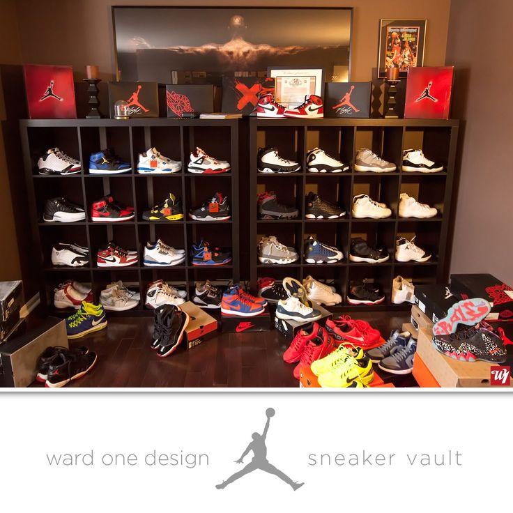 Sneakerhead Room Decor