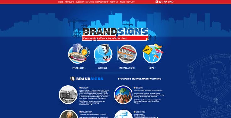 Brandsigns - Sign manufacturers for South Africa & Africa. Visit: http://www.brandsigns.co.za/